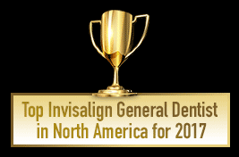 Top Invisalign General Dentist 2017